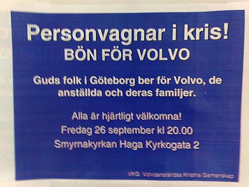 Volvo i kris